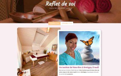 Reflet de Soi | Site WordPress DIVI